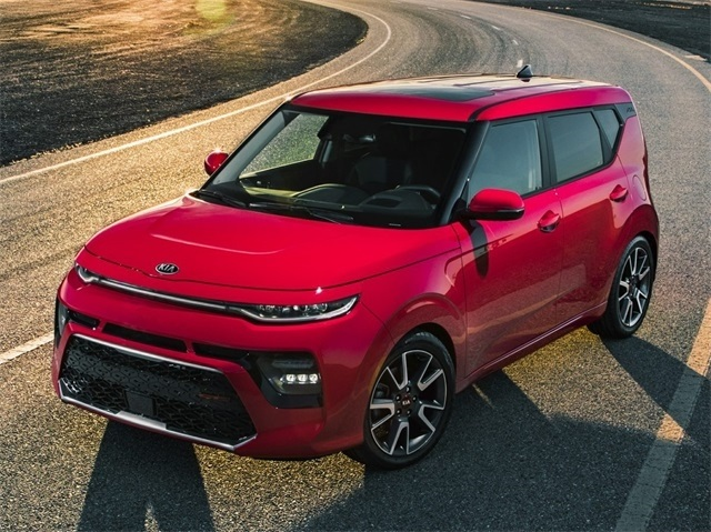 New 2020 Kia Soul Gt Line Turbo Hatchback In Tucson K23522 Royal Kia