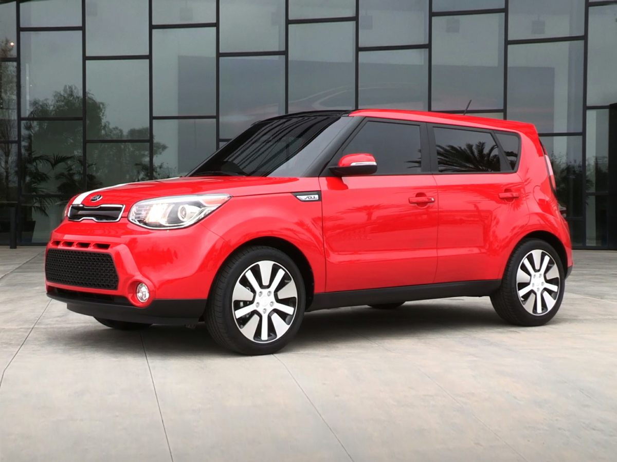 Certified Pre-Owned 2016 Kia Soul Plus