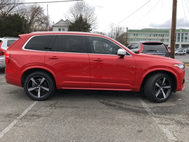 Certified Pre-Owned 2016 Volvo XC90 T5 R-Design