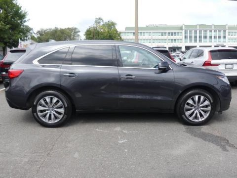 Pre-Owned 2015 Acura MDX 3.5L Technology Package