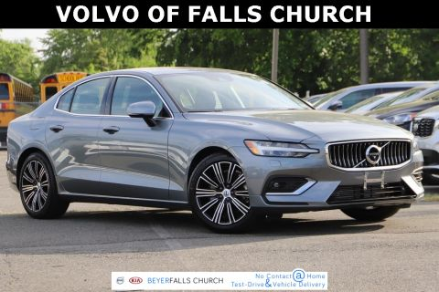 Certified Pre-Owned 2020 Volvo S60 T6 Inscription With Navigation & AWD
