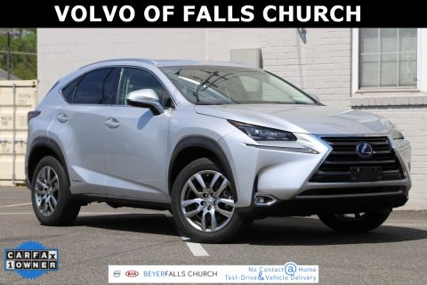 Pre-Owned 2015 Lexus NX 300h With Navigation & AWD