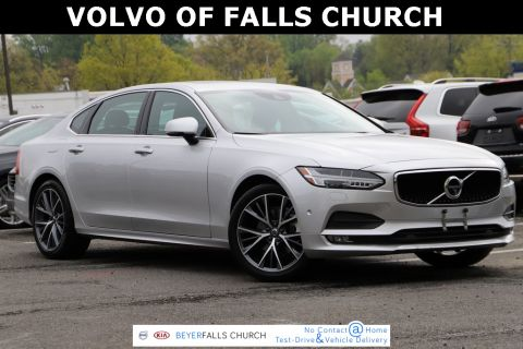 Certified Pre-Owned 2019 Volvo S90 T5 Momentum With Navigation