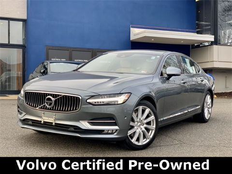 Certified Pre-Owned 2018 Volvo S90 T6 Inscription