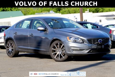 Certified Pre-Owned 2017 Volvo S60 Inscription T5 With Navigation & AWD