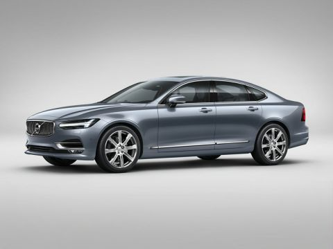 Certified Pre-Owned 2017 Volvo S90 T5 Momentum