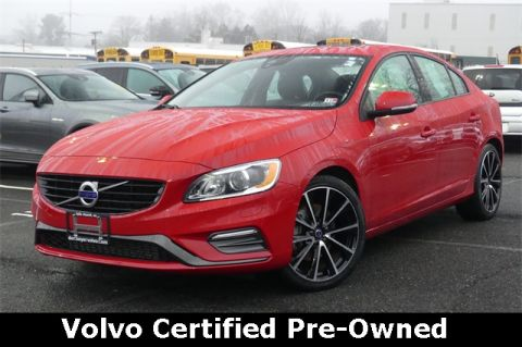 Certified Pre-Owned 2017 Volvo S60 T5 Dynamic