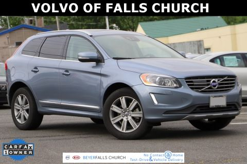 Certified Pre-Owned 2017 Volvo XC60 T5 Inscription With Navigation & AWD