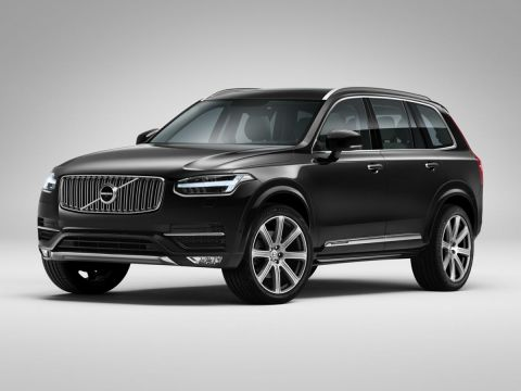 Certified Pre-Owned 2017 Volvo XC90 T6 Momentum With Navigation & AWD