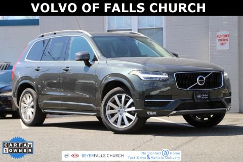 Certified Pre-Owned 2018 Volvo XC90 T6 Momentum With Navigation & AWD