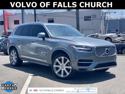 Certified Pre-Owned 2018 Volvo XC90 Hybrid T8 Inscription With Navigation & AWD